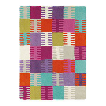 Navajo Rug - Grape - 140x200cm