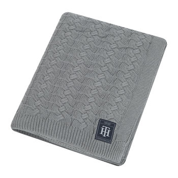 The American Classic Throw - Grey