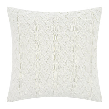 Coussin The American Classic - 40x40cm - Ivoire