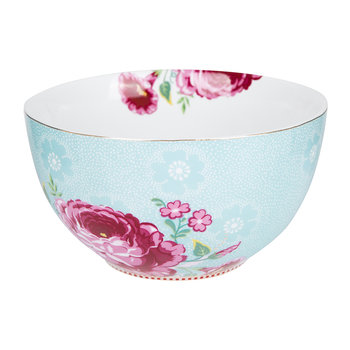 Rose Bowl - 18cm - Blue