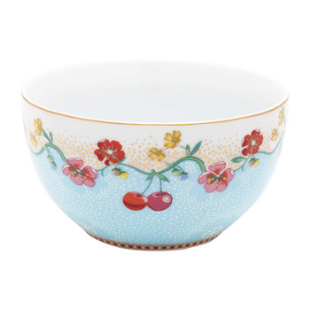 Cherry Bowl - 12cm - Blue