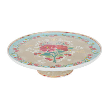 Floral 2.0 Rose Cake Stand - Khaki