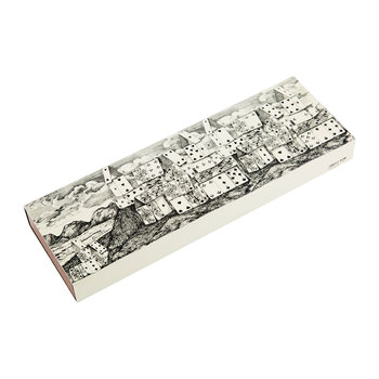 Citta di Carte Trinket Box - 300 - Black/White