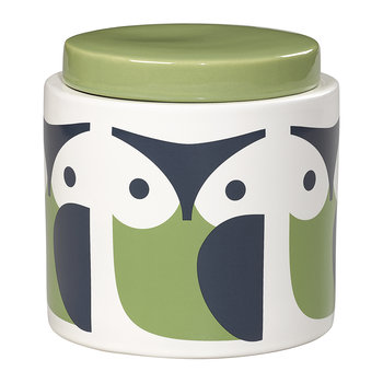 Storage Jar - Owl - 1L