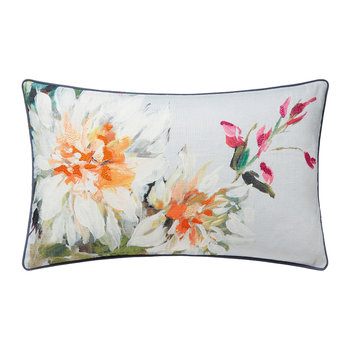 Aubriet Embroidered Cushion - 30x50cm