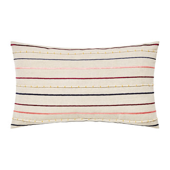 Eloisa Embroidered Cushion - 30x50cm