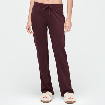 Women's Penny Lounge Trousers - Port Heather