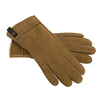 Women's Tenny Gloves - Chestnut