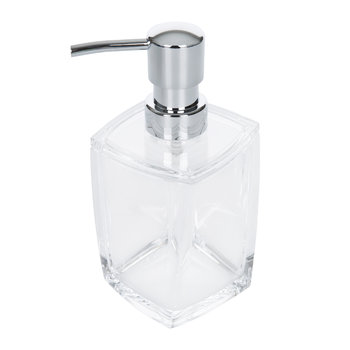 Acrylic Soap Dispenser - Clear