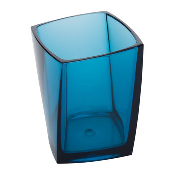Acrylic Toothbrush Holder - Blue