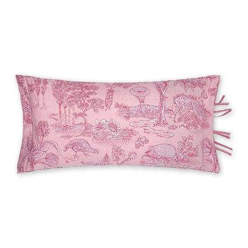 Hide & Seek Cushion - 35x60cm - Pink