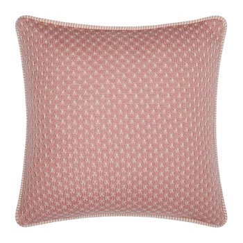 Cosy Square Cushion - 45x45cm - Pink