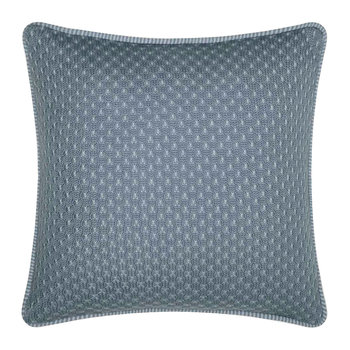 Cosy Square Cushion - 45x45cm - Blue
