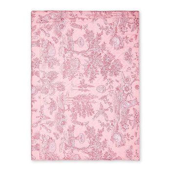 Hide & Seek Bedspread - Pink