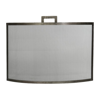 Lodge Fire Screen - Steel