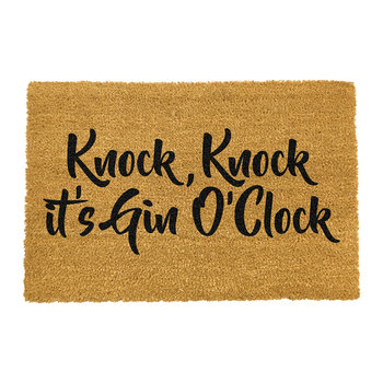 Gin O'Clock Door Mat - Volume 2