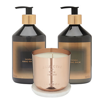 London Candle Giftset - Copper - Medium