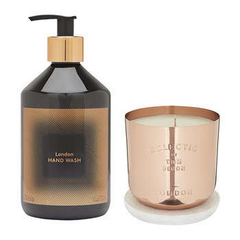 London Candle Giftset - Copper - Small