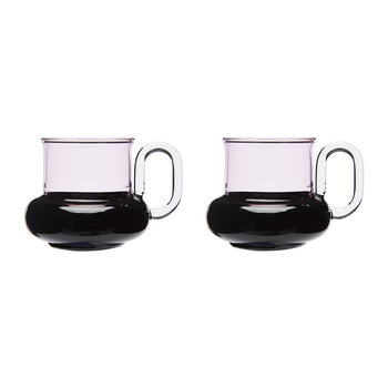 Bump Teacup - Set of 2