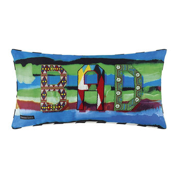 Bad is Good! Cushion - Arlequin - 60x30cm