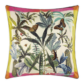 Frida's Garden Pillow - Grenade - 50x50cm
