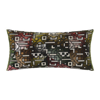 Casablanca Cushion - 60x30cm - Berry