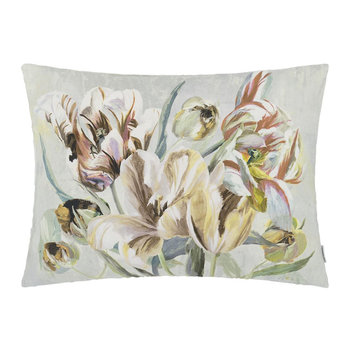 Tulipa Stellata Cushion - 60x45cm - Birch