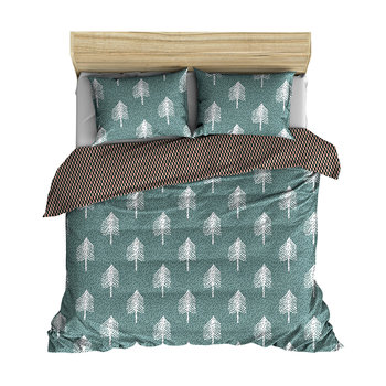 Single Tree Duvet Cover - Duck Egg