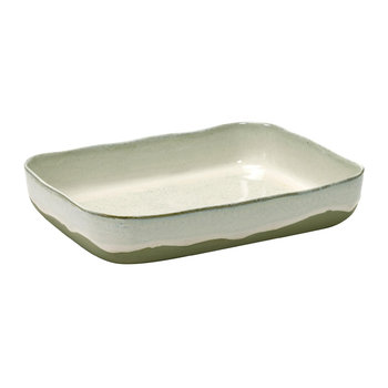 Merci No10 Oven Dish - Off White
