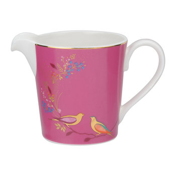 Chelsea Collection Cream Jug - Pink