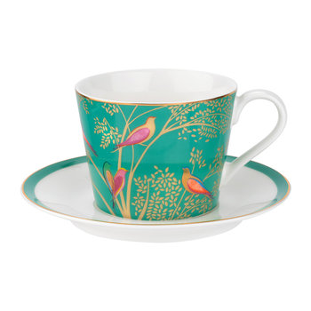 Chelsea Collection Teacup & Saucer - Green