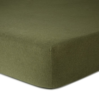 Modern Cotton Body Fitted Sheet - Moss