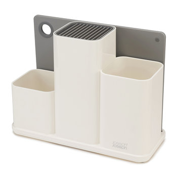 CounterStore Worktop Organiser - White