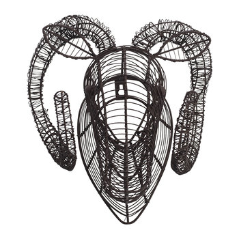 Eco Wire Animal Head - Ram