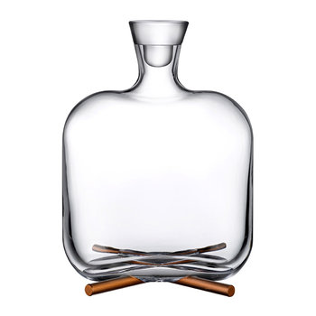 Camp Whisky Decanter