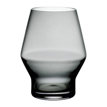 Beak Glass Tumbler - Smoke