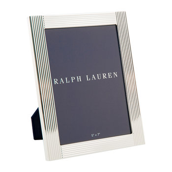 Luke Photo Frame - Silver
