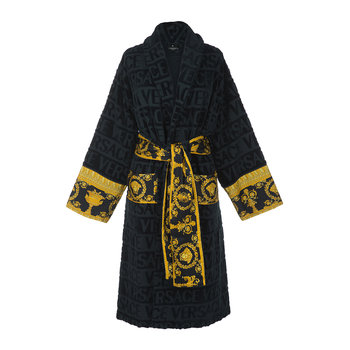 Barocco&Robe Bathrobe - Blue