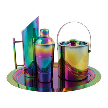 Rainbow Effect Ice Bucket