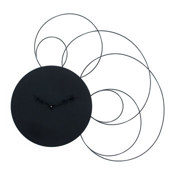 Liberty Wall Clock - Black