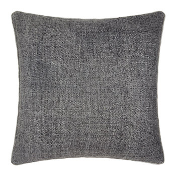 St Mawes Silk Cushion Cover - 50x50cm - Grey