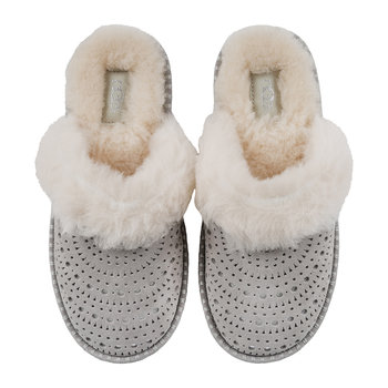 Women's Aira Sunshine Slippers - Seal