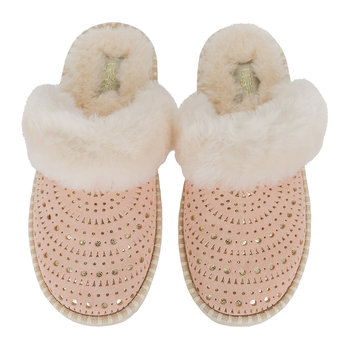 Women's Aira Sunshine Slippers - Tropical Peach