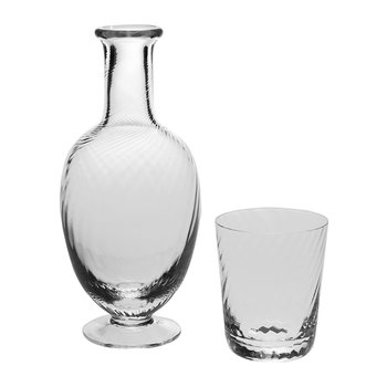 Quilty Carafe & Tumbler Set