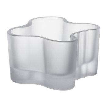 Aalto Votive - Frosted Clear