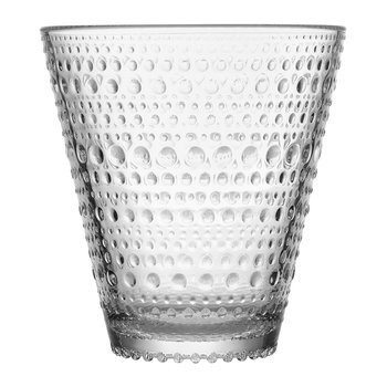 Kastehelmi Tumbler - Set of 2 - Clear