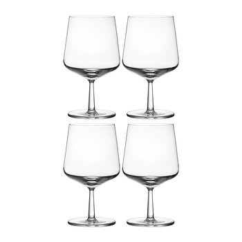 Essence Beer Glass - Set of 4