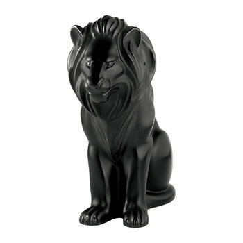 Lions Sculpture - Limited Edition - Black