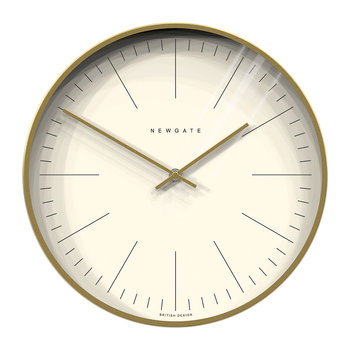 Oslo Clock - Brass - Dash Dial