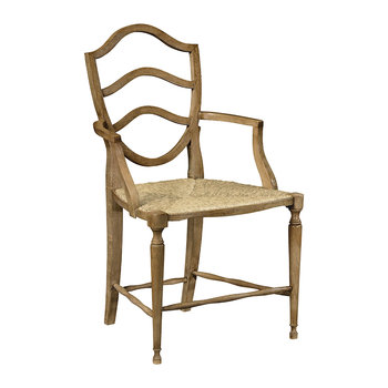 Bodiam Armchair - Washed Oak